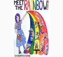 Meet the Rainbow!! Unisex T-Shirt