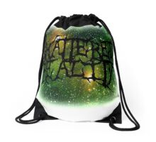 Shattered Reality new logo Drawstring Bag