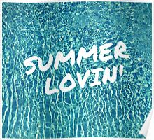 Summer Lovin' Poster
