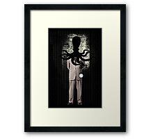 The Time Keeper Framed Print