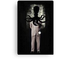 The Time Keeper Canvas Print