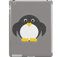 Penguin - Binary Tux iPad Case/Skin
