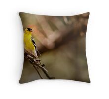 Backyard Friends Series - Spring Recess Throw Pillow