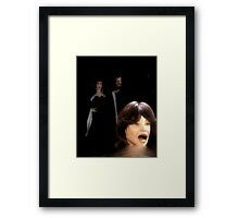 Aria For Lost Souls Framed Print