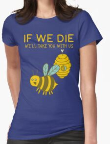 Save The Bees T Shirt T-Shirt