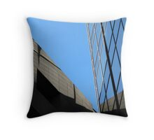 San Francisco Reflection 4 Throw Pillow