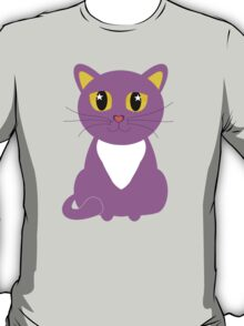 Only One Purple Kitty T-Shirt