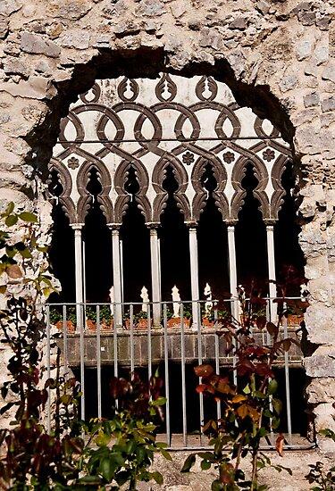 Archway Scrolls by phil decocco
