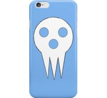 SOUL EATER Lord Death - Blue iPhone Case/Skin