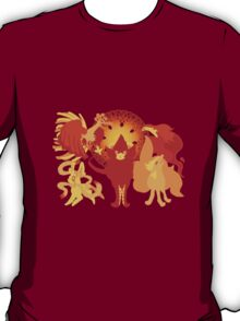 Sun Pokemon T-Shirt