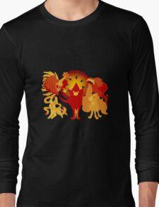 Sun Pokemon Long Sleeve T-Shirt