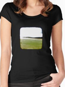 Just a Blur - TTV Women's Fitted Scoop T-Shirt
