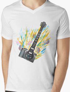 Photography Rocks! Mens V-Neck T-Shirt