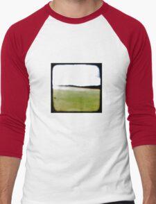 Just a Blur - TTV (for colour) Men's Baseball ¾ T-Shirt