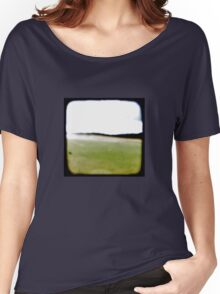 Just a Blur - TTV (for colour) Women's Relaxed Fit T-Shirt