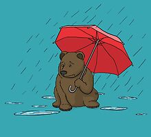 Drizzly Bear by aryu