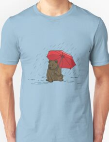 Drizzly Bear Unisex T-Shirt