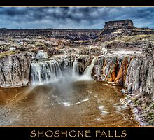 Shoshone Falls - Southern Idaho by willwhite05