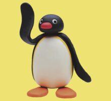 Pingu One Piece - Short Sleeve