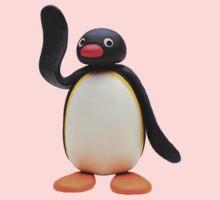 Pingu One Piece - Long Sleeve