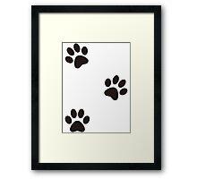 Cat_Print Framed Print