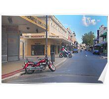 Fremantle High St... #1. Poster