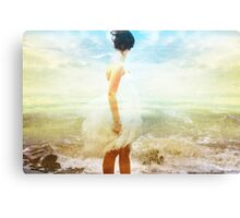 """""""Be more in touch with your thoughts and feelings Canvas Print"""