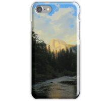 Failed Half Dome Reflection  iPhone Case/Skin