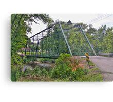 Metal Bridge Metal Print