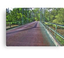 Metal Bridge 2 Metal Print