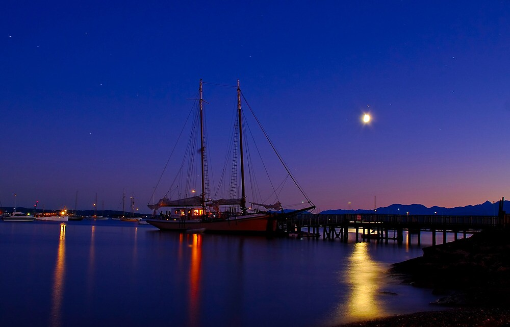 Fort Townsend Washington Boat Show by Greg Badger
