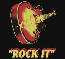 rock t-shirt Kids Clothes
