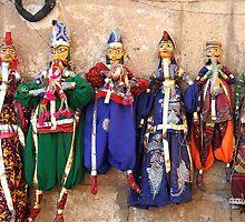 puppets. by debjyotinayak