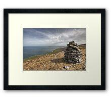 Burren Scenic View Framed Print