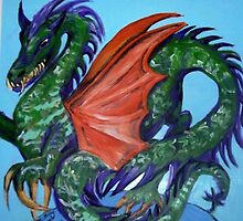 marleys dragon by dallys