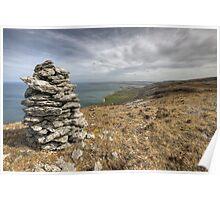 Beautiful Burren Poster