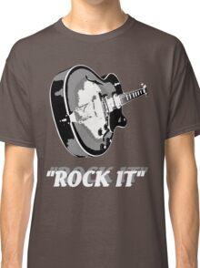 the rock t-shirt Classic T-Shirt