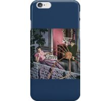 Musaphonic Serenade with Crab iPhone Case/Skin