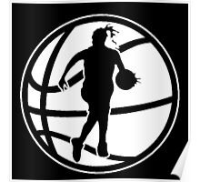 Women's Basketball  Poster