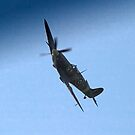 Spitfire banking by SWEEPER