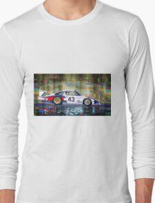 Porsche 935 Coupe Moby Dick Long Sleeve T-Shirt