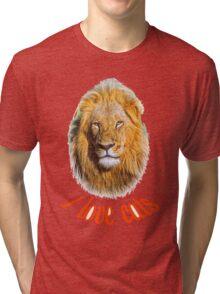Portrait young lion Tri-blend T-Shirt