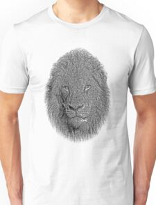 Portrait lion Unisex T-Shirt