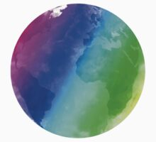A technicolour world full of relationships by Alexander Litzow