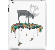 Reindeer colors iPad Case/Skin