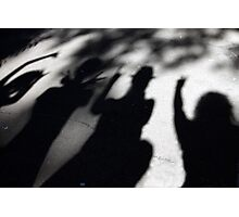 Shadow Play Photographic Print