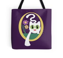 Pussyfoot Tote Bag