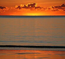 Port Douglas Sunrise by Jocelyn Pride
