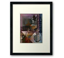 ... Every Night ... Framed Print
