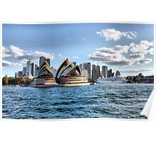 Sydney Harbour Cruise Poster